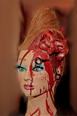 Severed Head Contest