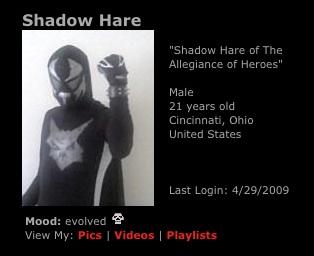 Shadow Hare