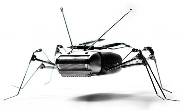 Cyber Sculptures by Andrea Petrachi