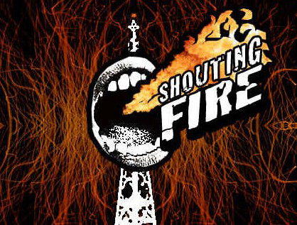Shouting Fire, Online Radio Inspired by Burning Man