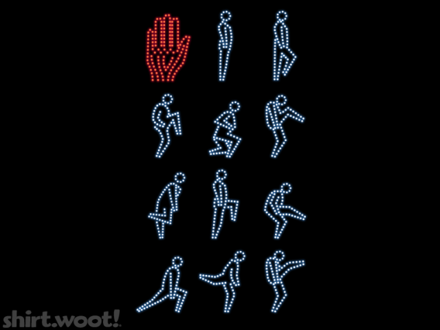 Don't Walk / Silly Walk
