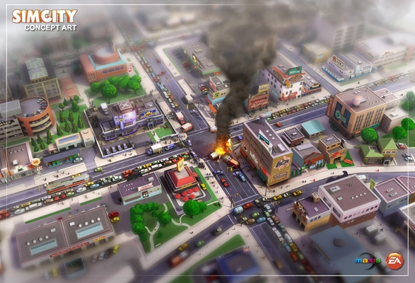 new simcity announced for 2013