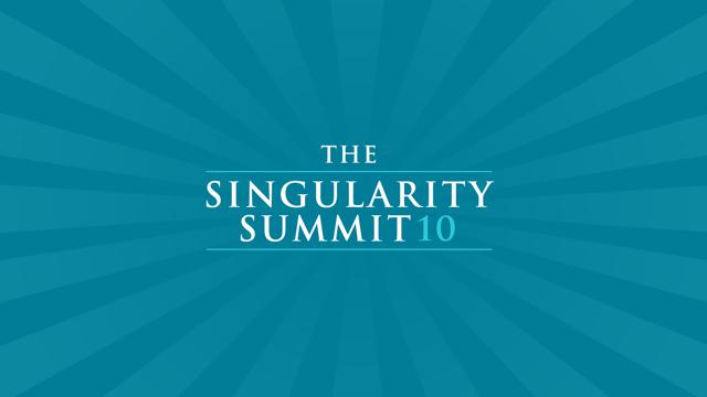 The Singularity Summit 2010