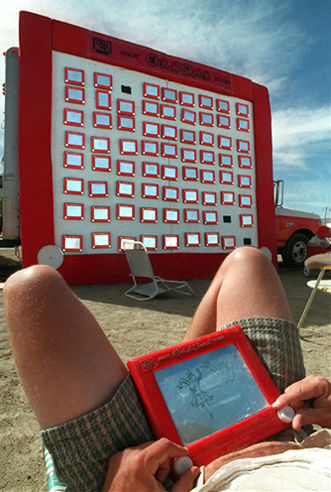 Etch A Sketch Camp