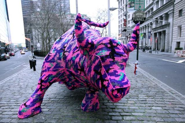 Bull Crochet