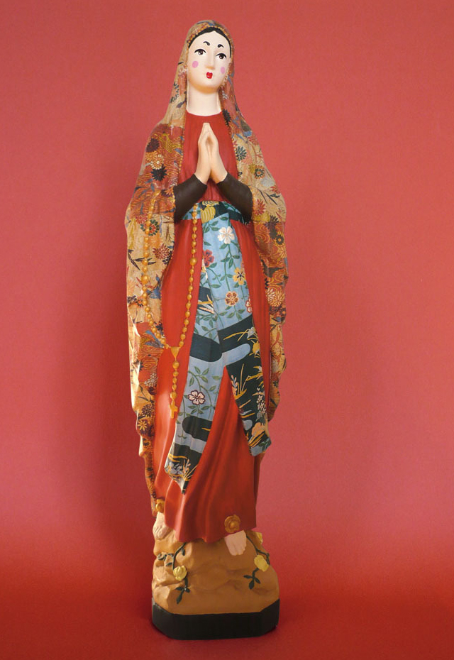 Sainte Geisha by Soasig Chamaillard