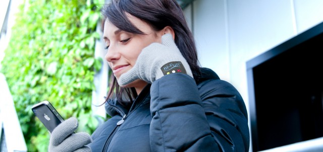 hi-Call Bluetooth handset gloves