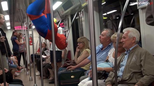 Spiderman 2012 by S.A. Wardega