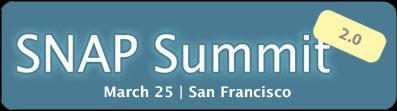 SNAP Summit 2.0