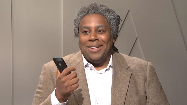 Saturday Night Live - Tech Talk: iPhone 5