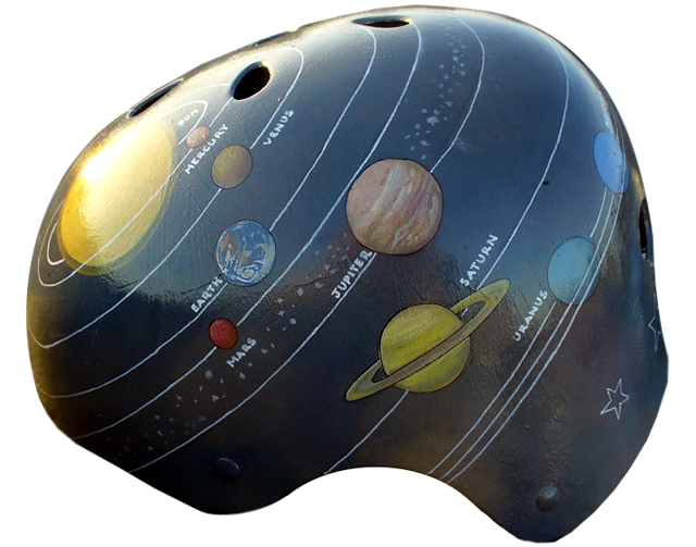 Solar System by Belle Helmets