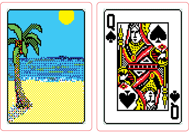 Solitaire.exe by Evan Roth