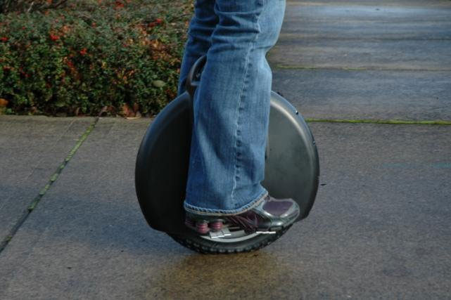 The Solowheel