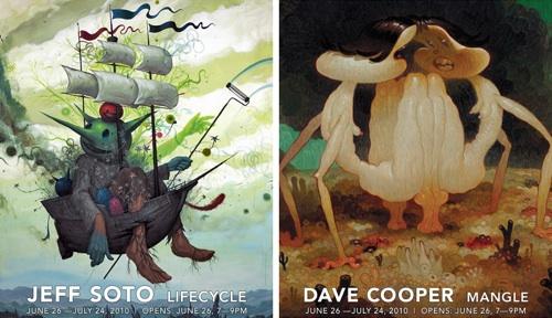 Jeff Soto & Dave Cooper