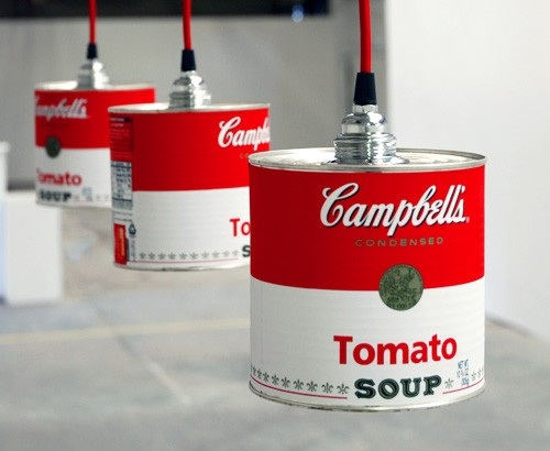 Soup Can Light