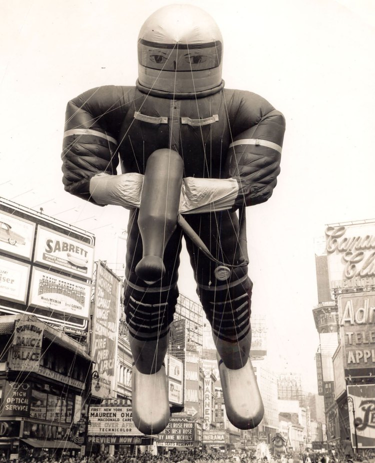 Macy's Thanksgiving Day Parades Through the Years