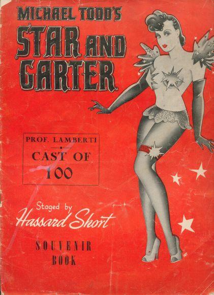Burlesque History: Georgia Sothern