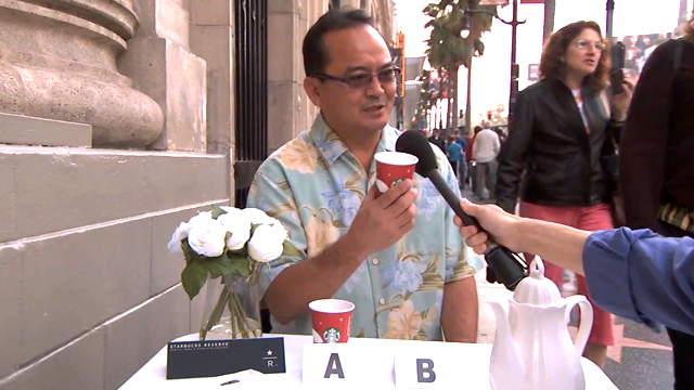 New $7 Cup of Coffee at Starbucks - Jimmy Kimmel Live
