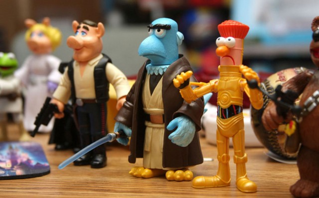 Star Wars Muppet Action Figures