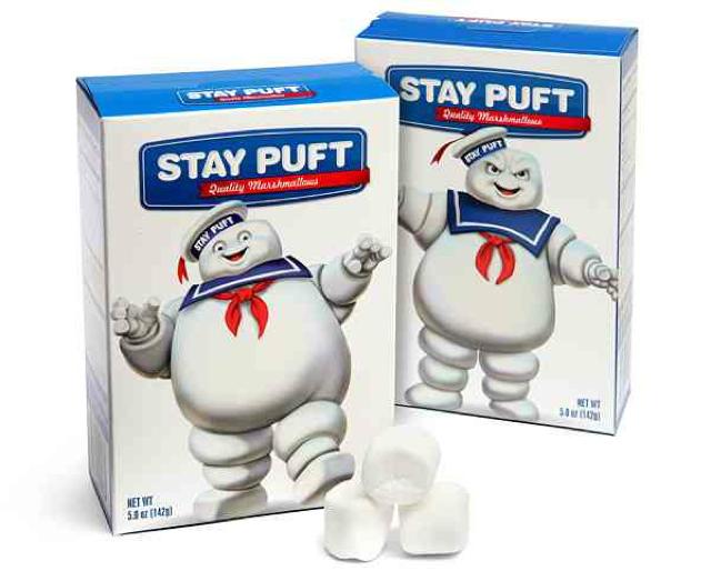 Stay Puft Quality Mini Marshmallows