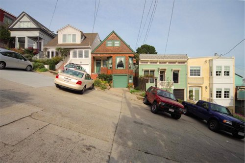 The Steepest Streets In San Francisco