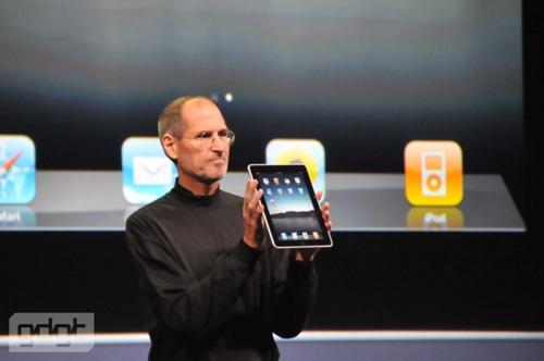 Steve Jobs & iPad