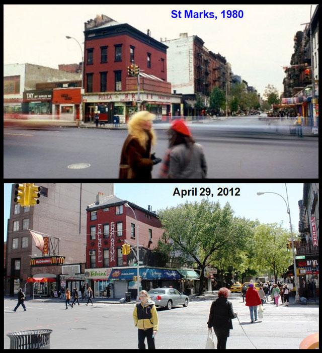 NYC Corners