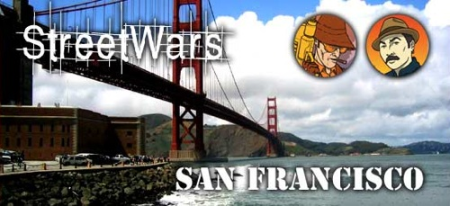 StreetWars San Francisco