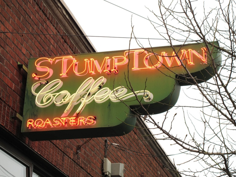Stumptown Coffee Roasters, Portland Oregon's Coffee Pioneers