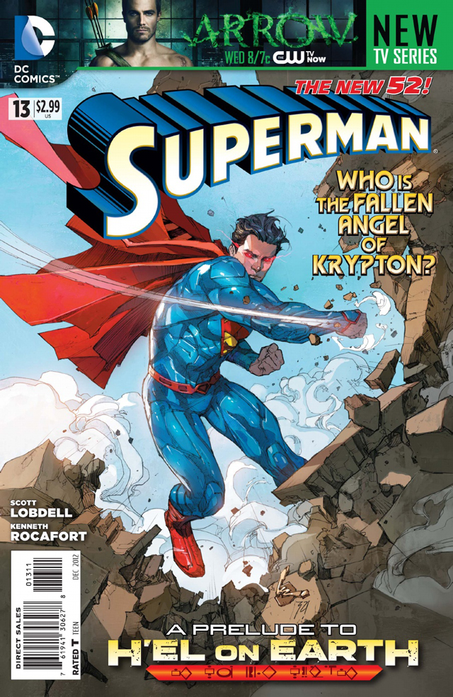 Superman #13 / DC Comics