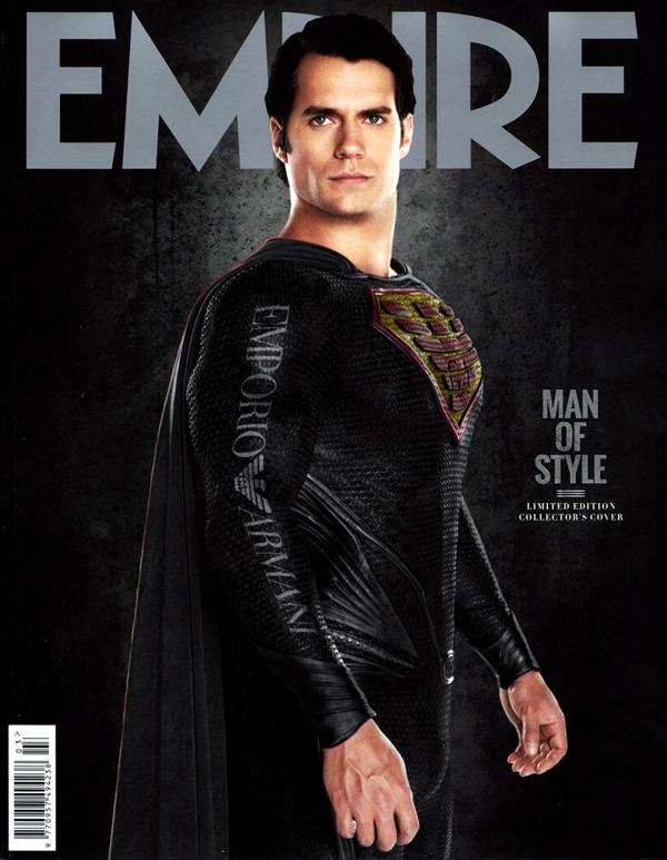 Superman Emporio Armani