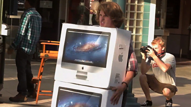 Broken iMac Prank by Awesomeness TV