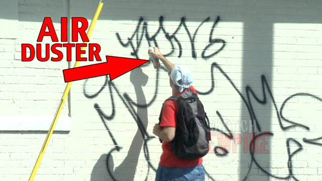 Epic Spray Paint Prank - On Cops! by Sketch Empire