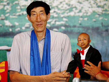 Bao Xishun & He Pingping