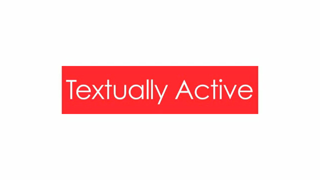 Textually Active by sWooZie