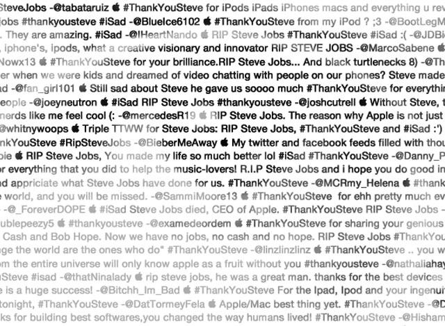 #thankyousteve