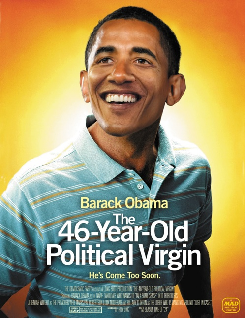 The 46-Year-Old Political Virgin