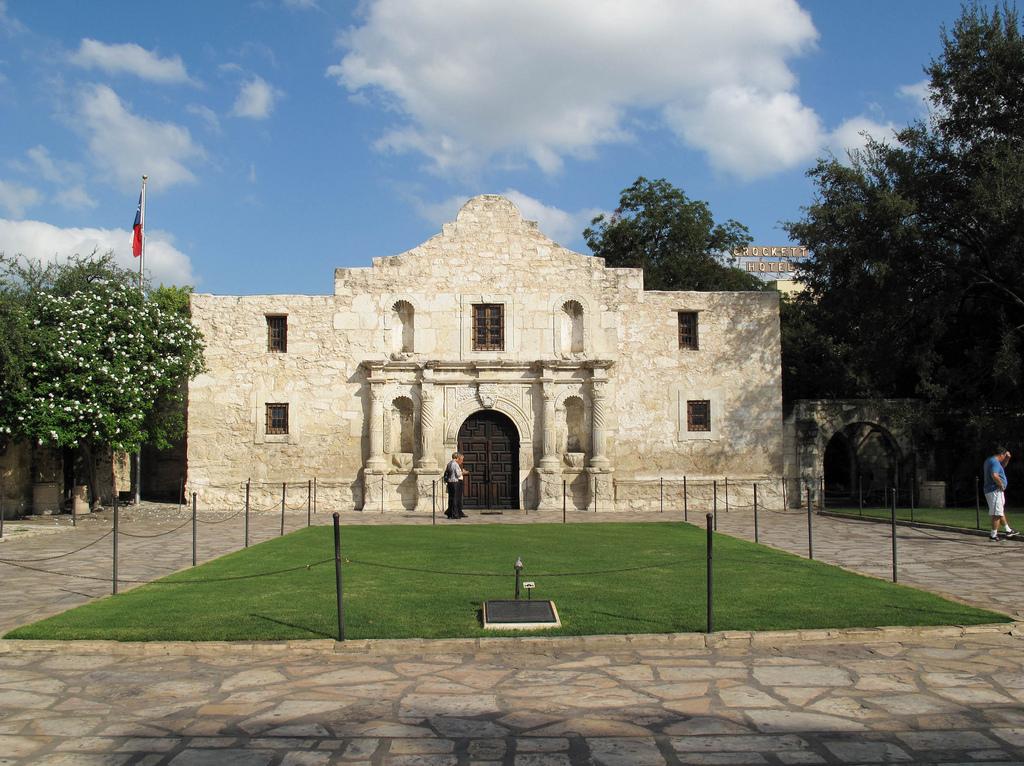 Remembering The Alamo In San Antonio