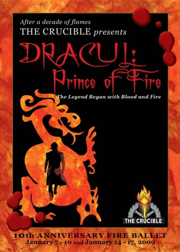 Dracul: Prince of Fire