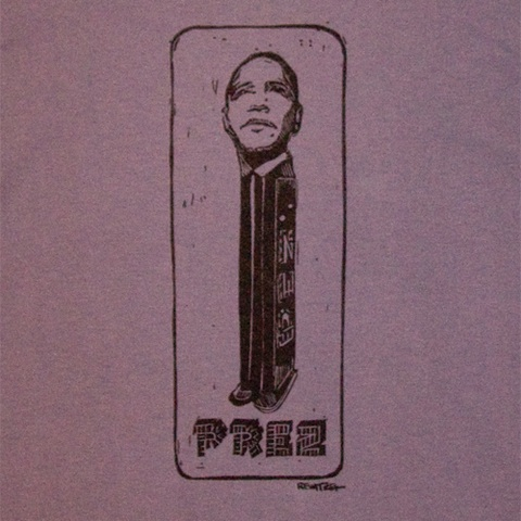 The Prez Dispenser