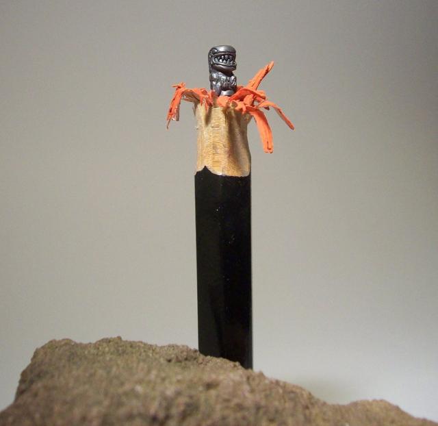 The Pencilburster by Cerkahegyzo