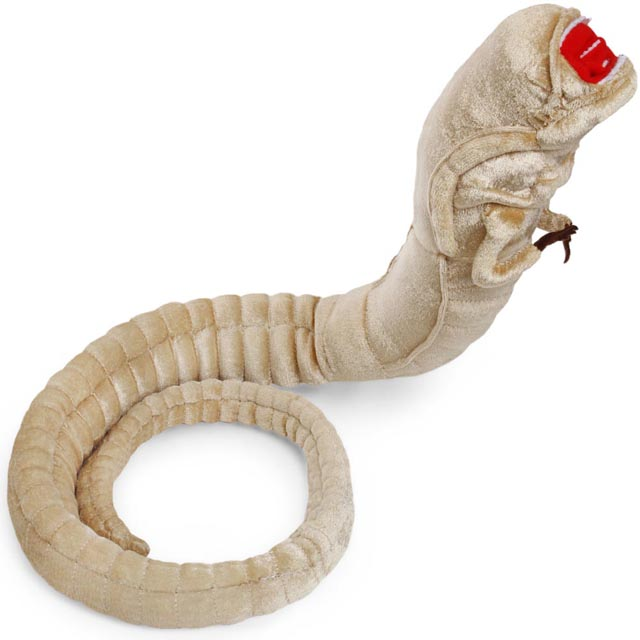 Alien Chestburster Plush at ThinkGeek