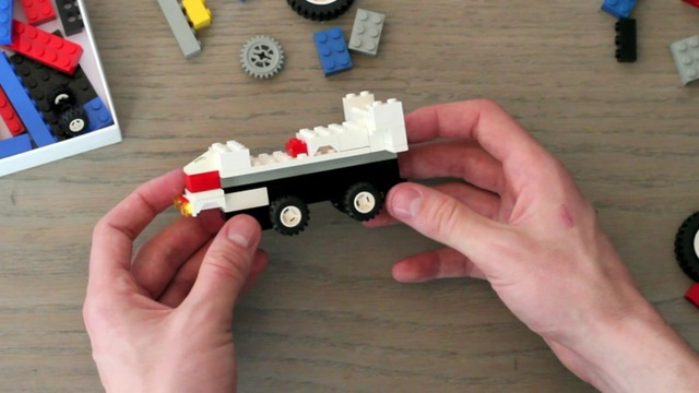 Как сделать в домашних условиях конструктор лего