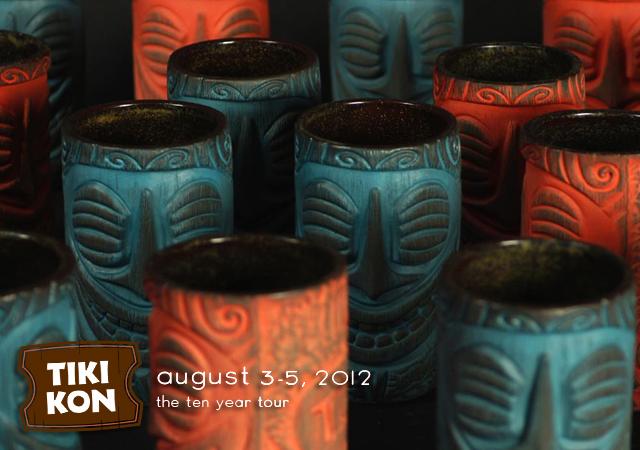 Tiki Kon 2012