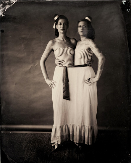 Tintype photo by Harry Taylor