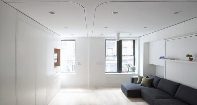 Manhattan mini apartment