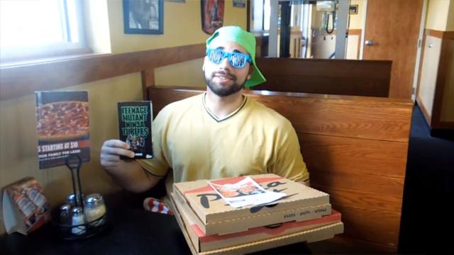 90s Pizza Hut Prank! by PauseThe90s