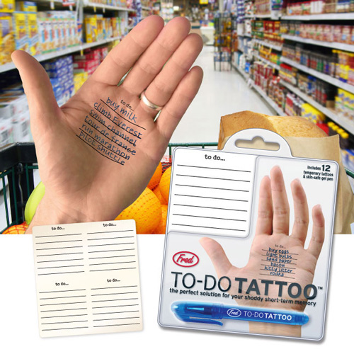To-Do Tattoo