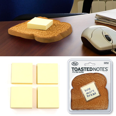 Toasted Notes