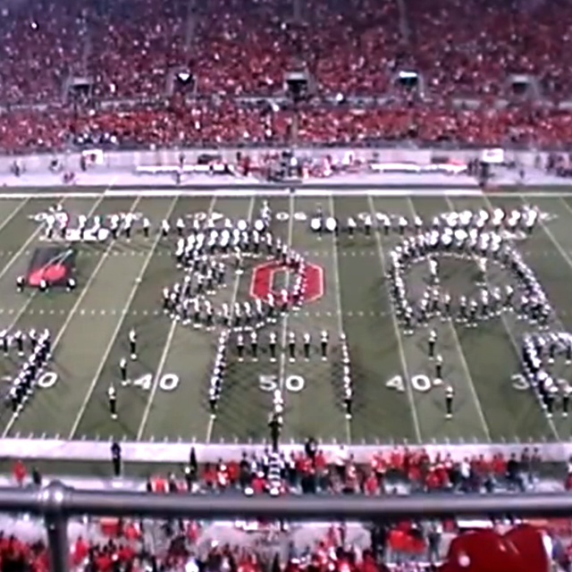 The Ohio State University Marching Band Video Game Tribute